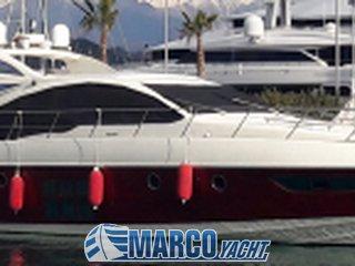 Azimut Yachts Az 62 s USATA