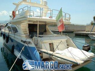 Azimut Yachts Az 78 USATA