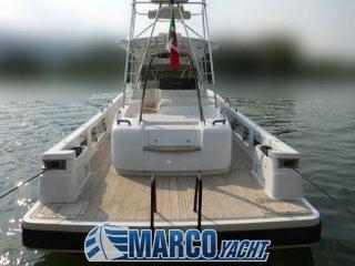 Blue game 47 open cruiser USATA