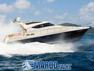 Cantieri Navali del Tirreno Cayman 48 hard top USATA