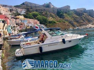Tiara 29 fisherman