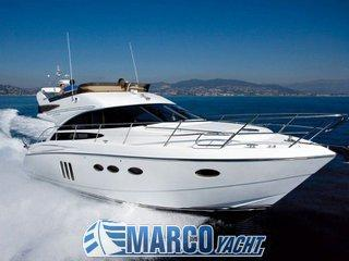 Marine project Princess 50 fly