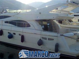 Ferretti 590 fly