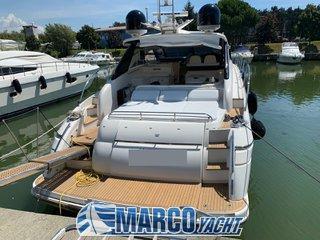 Marine project Princess v 58 soft top