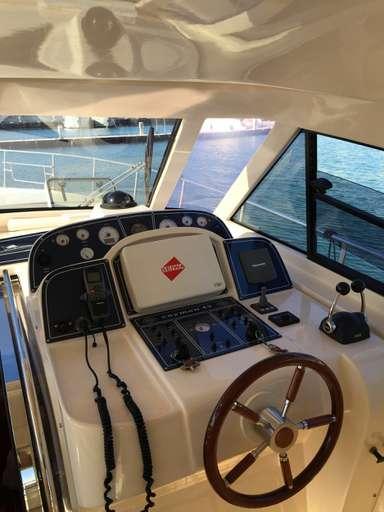 Cantieri navali del tirreno Cantieri navali del tirreno Cayman 43 hard top