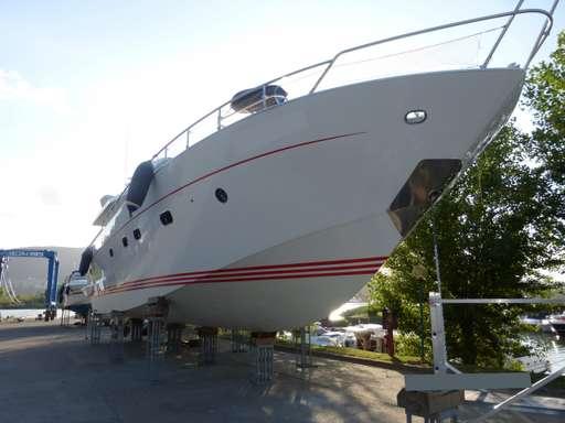 Cantieri navali liguri Cantieri navali liguri Ghibli - charter