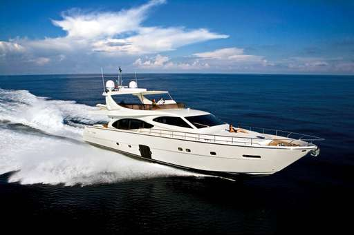 Charter - ferretti Charter - ferretti 780