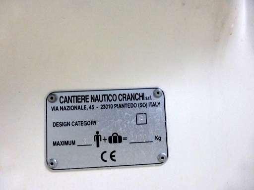 Cranchi Cranchi Csl 28