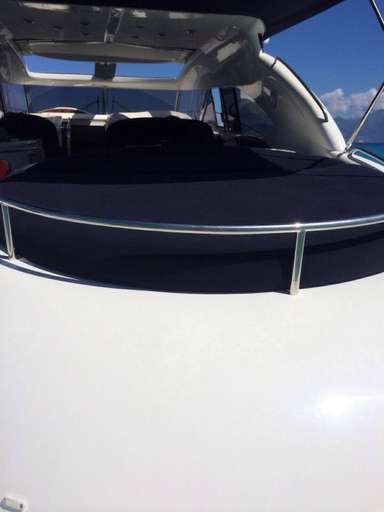 Sunseeker Sunseeker Predator 58 604 - hard top