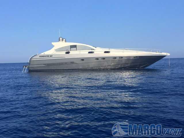Cantieri dell'adriatico Pershing 60 - hard top