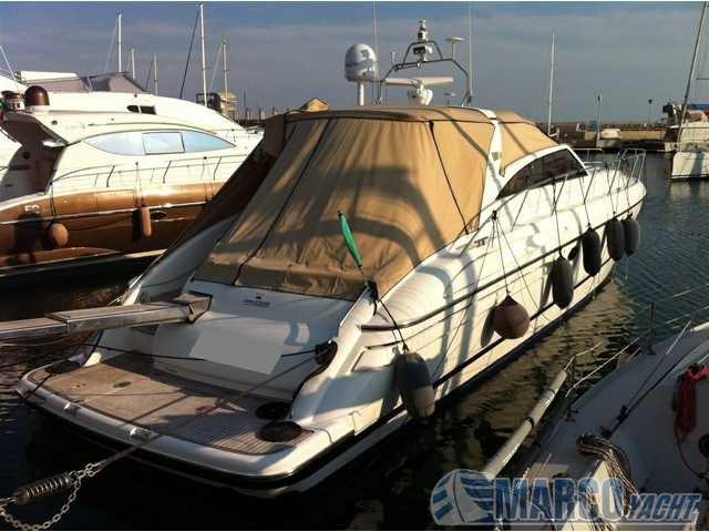 Marine project Princess v 55 open