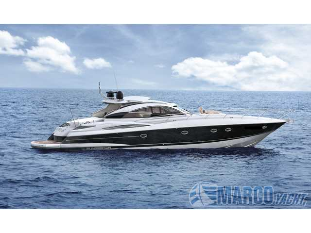 Charter-sunseeker 56 predator - hard top