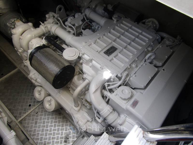 Princess V58 Barca a motore usata in vendita