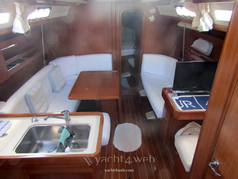 Dufour D 40 performance Barca a vela usata in vendita