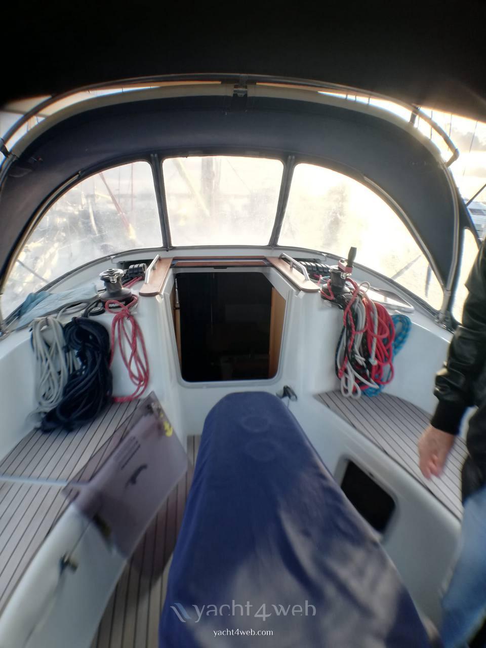 Jeanneau Sun odyssey 39 ds 赛车手和巡洋舰 使用