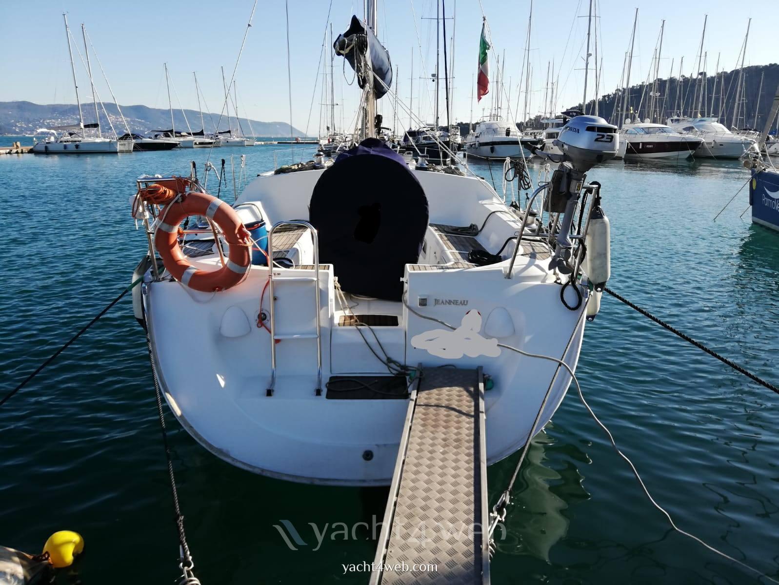 Jeanneau Sun odyssey 37 Sailing boat used for sale