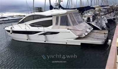 Galeon 430 htc barca a motore