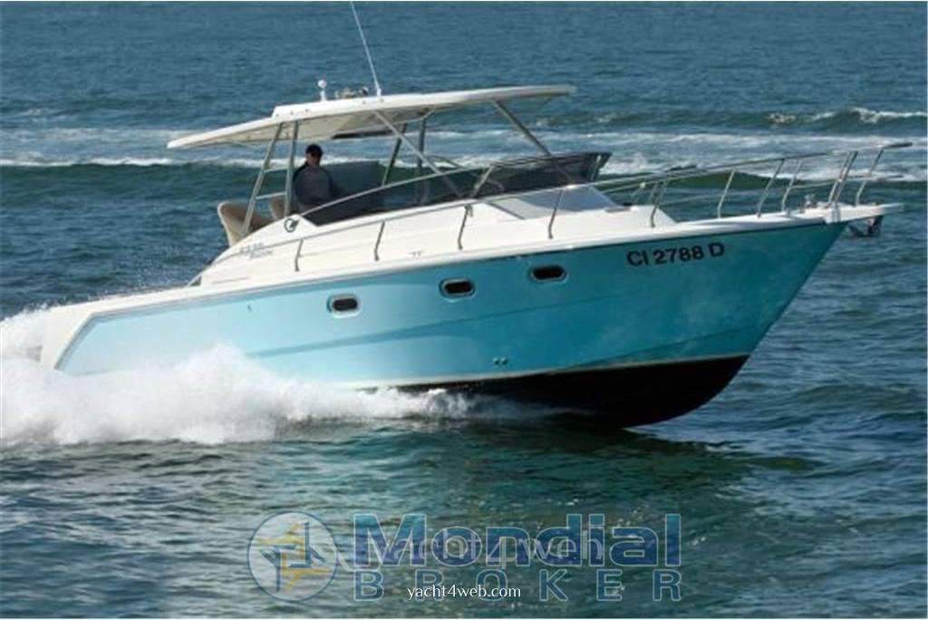 Cantieri estensi F 370 bluetime Motor boat used for sale