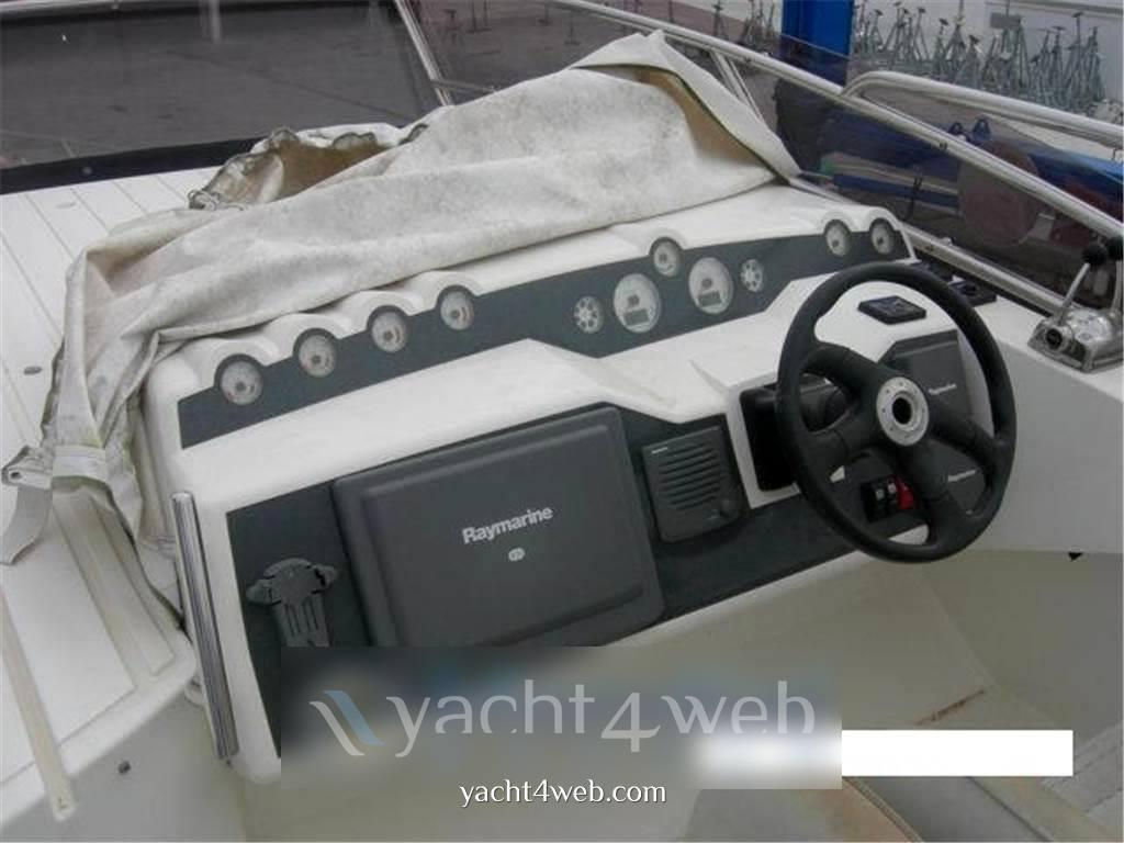 Galeon 530 barca a motore