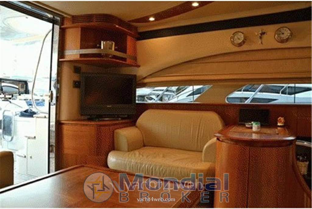 Azimut Az 50 fly motor boat