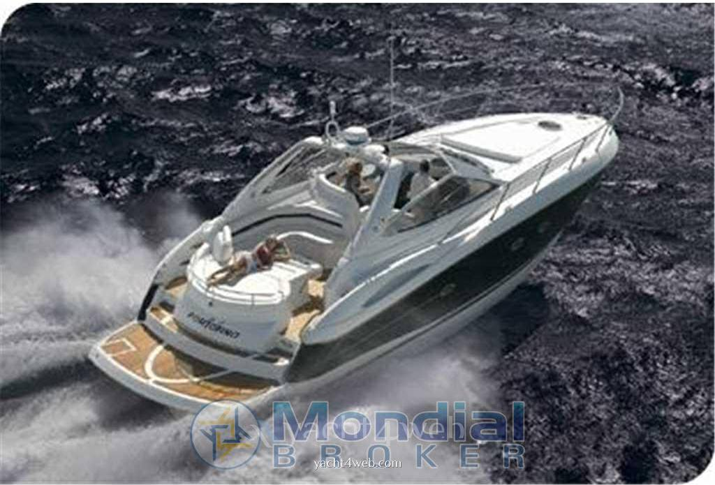 Sunseeker Portofino 46 motor boat