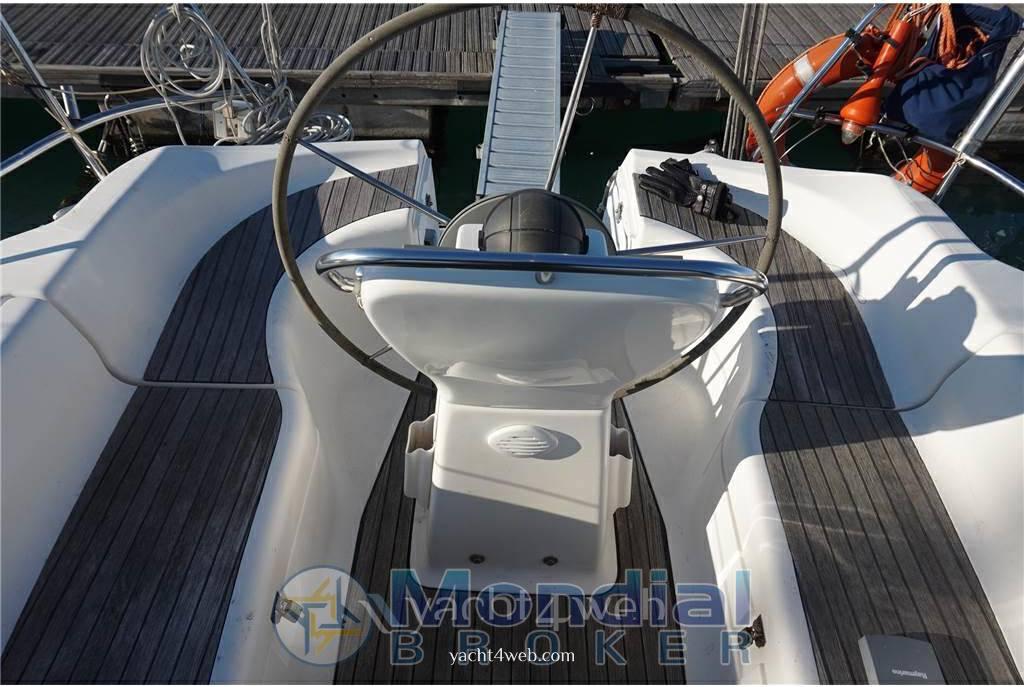 Bavaria 36 sailing boat