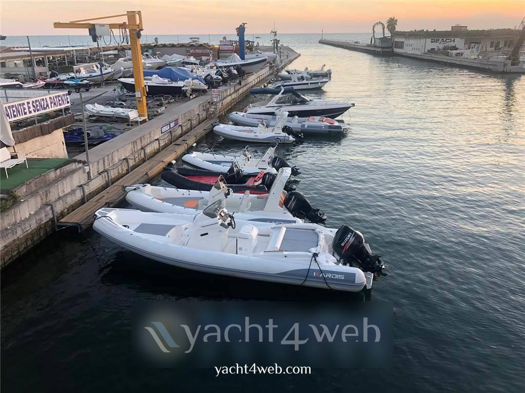 Kardis Apache 8.80 Gommone used boats for sale