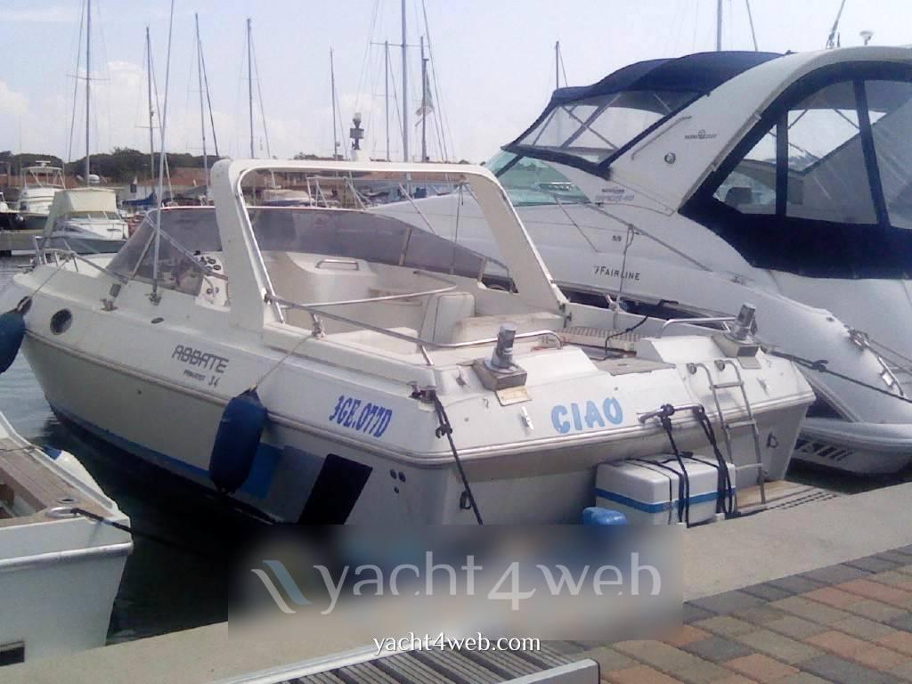 Abbate bruno Primatist 34 bateau à moteur