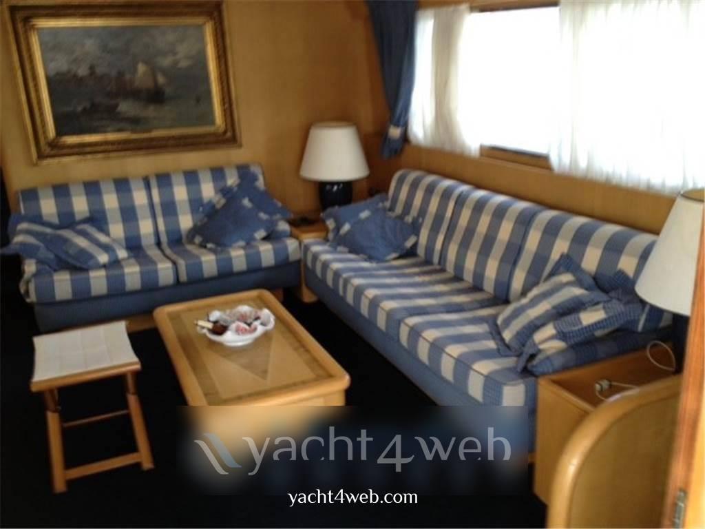 Canados 70 s Barca a motore charter