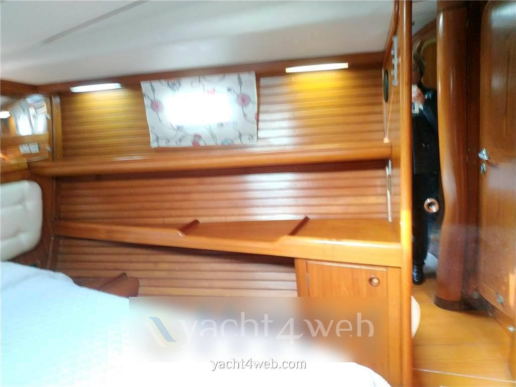 Beneteau Oceanis 510 clipper Segel cruiser verwendet