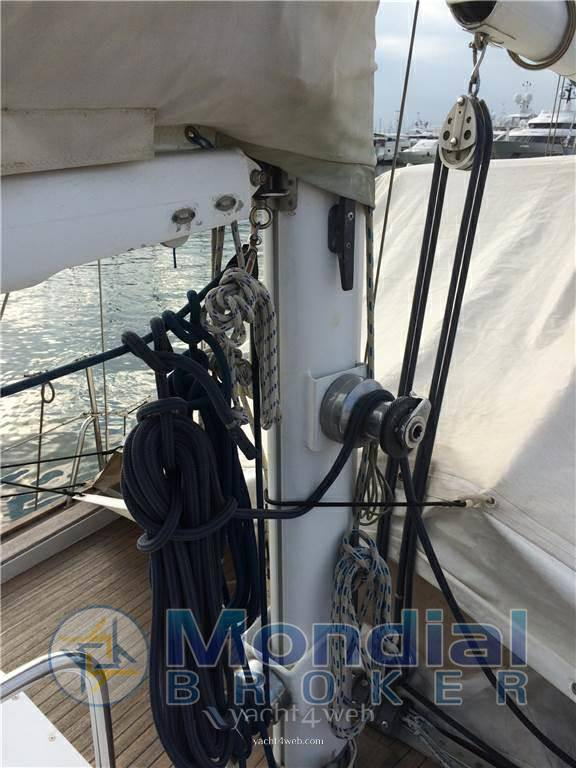 Benetti sailing division Motoveliero barca a vela