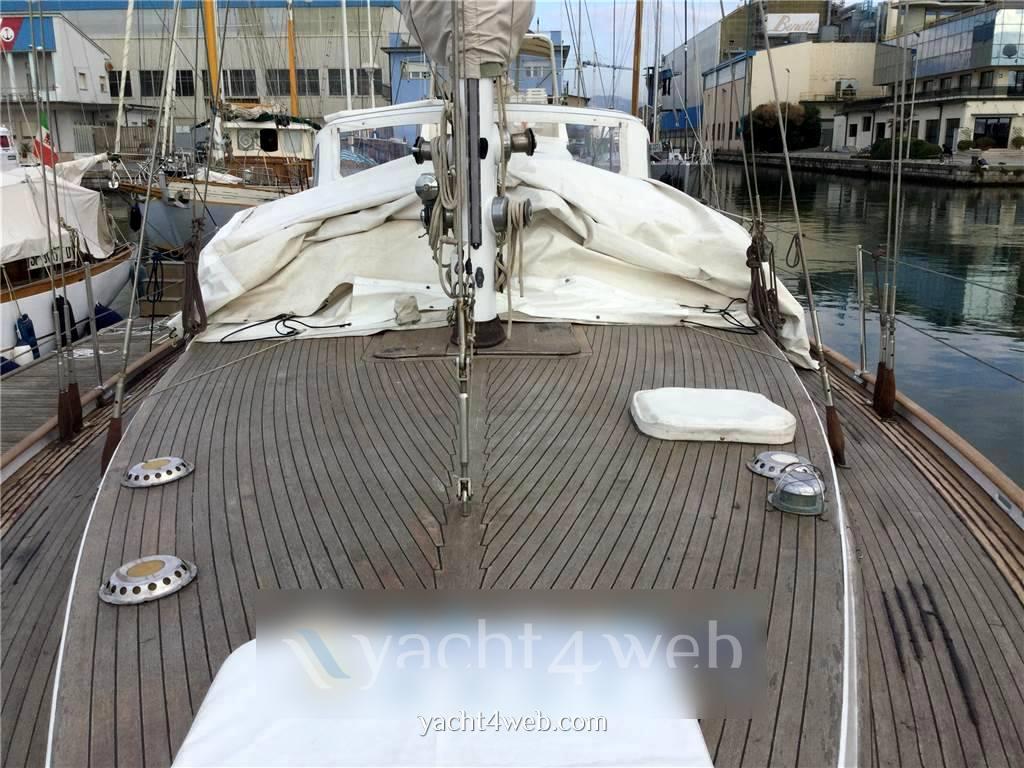 Benetti sailing division Motoveliero Motorsailer