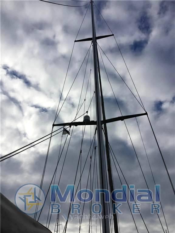 Benetti sailing division Motoveliero usato