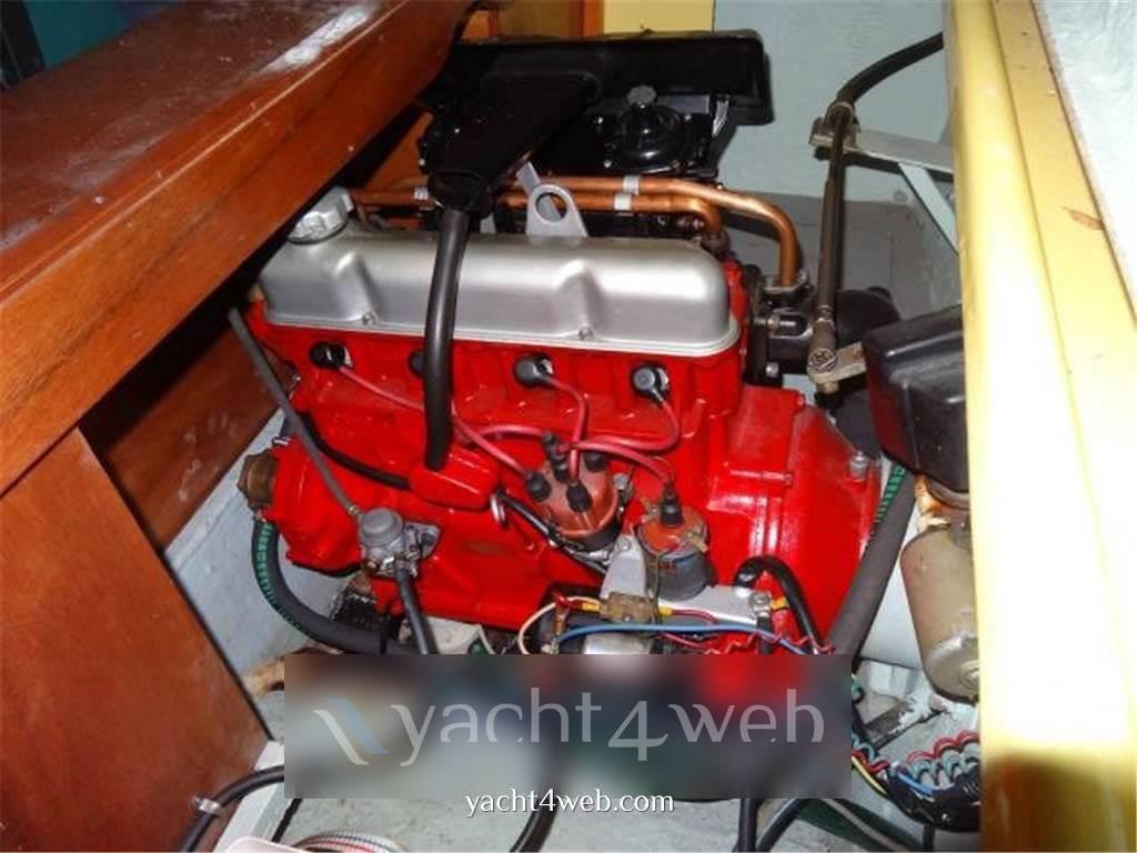Ilver Commander 550 Motor boat used for sale