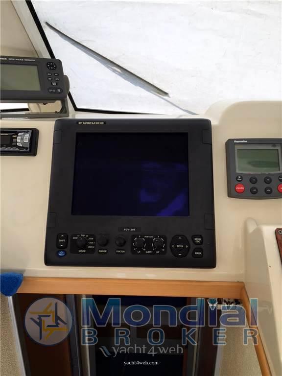 Della pasqua Dc 9 s fly motor boat