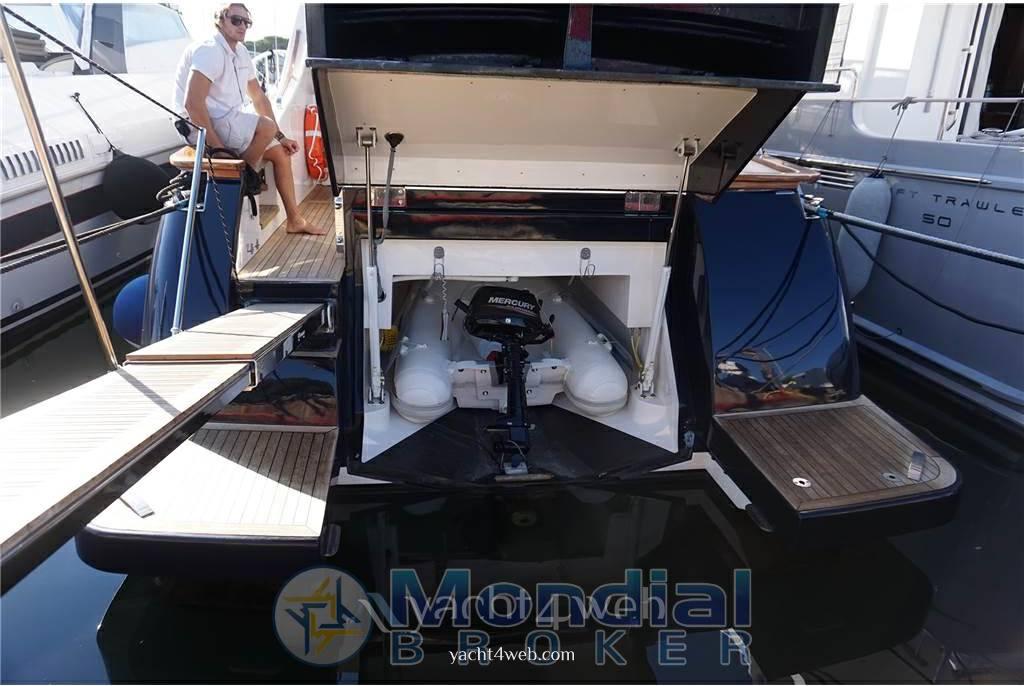 Austin parker Ap 54 fly Motor boat used for sale