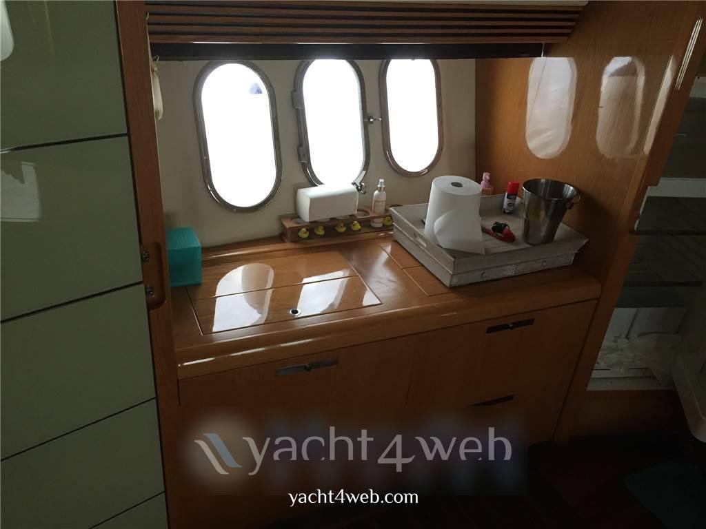 Absolute 45 s open motor boat