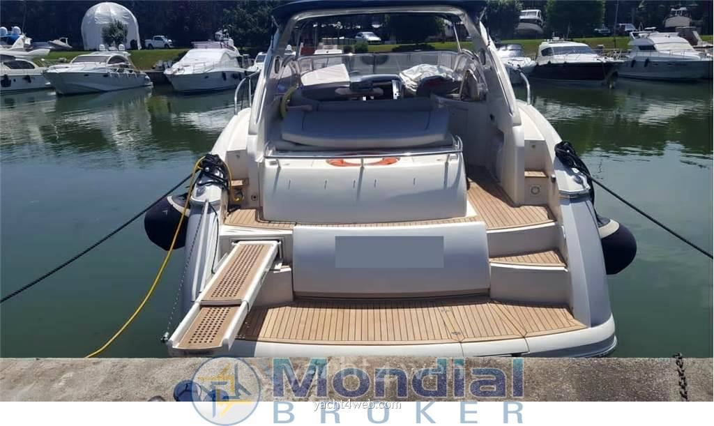 Absolute 45 s open Motor boat used for sale