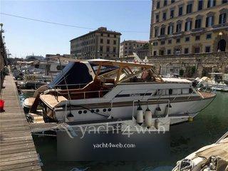 Raffaelli Yachts Cabinato in legno