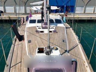 Rpd yacht stefini Oceanis 60 USATA