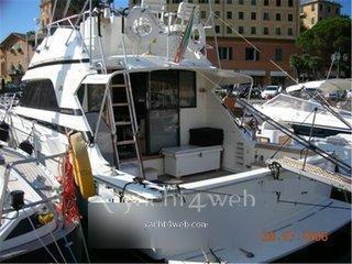 Bertram yacht 37' convertible