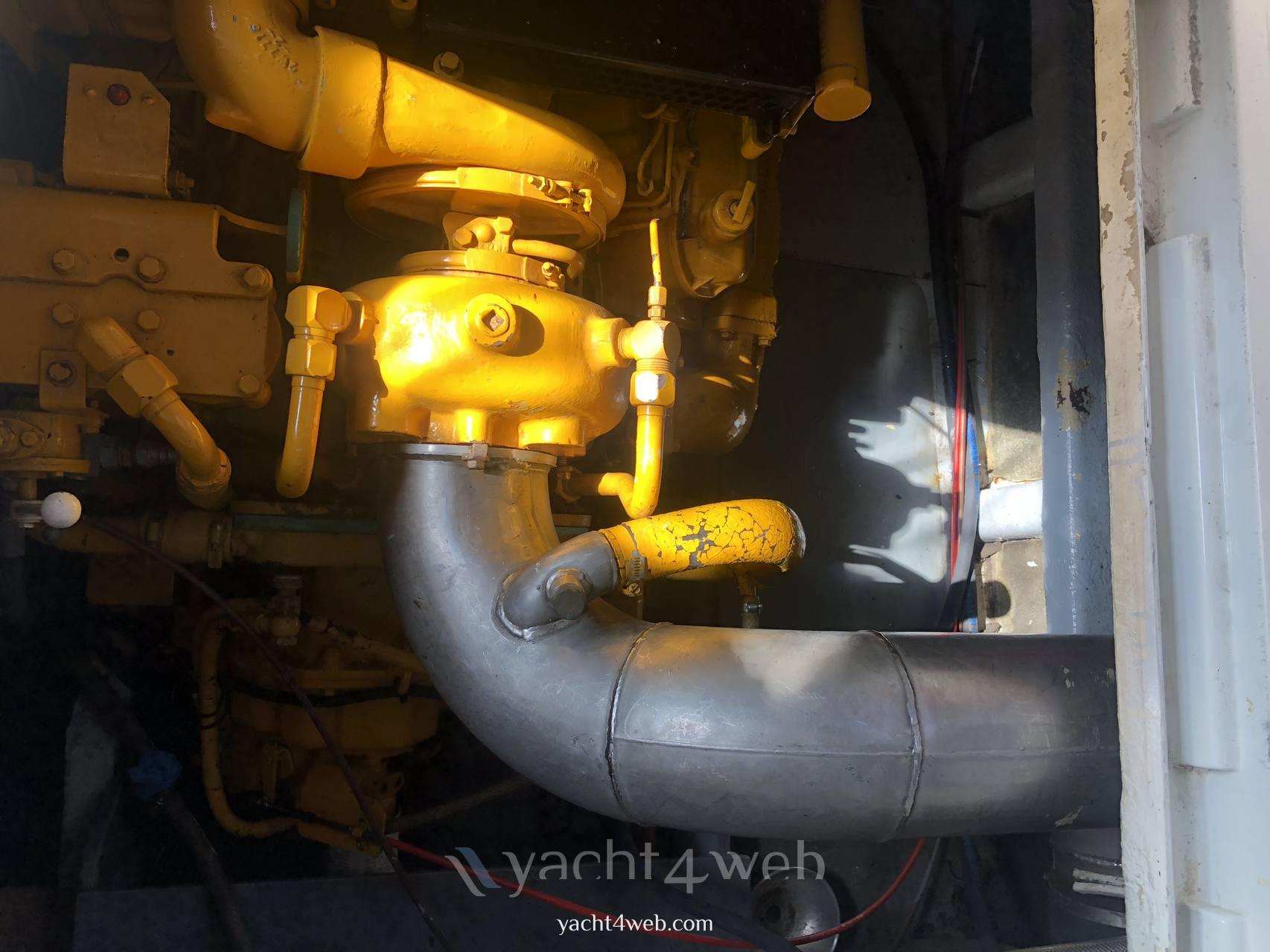 GEM NAUTICA Smeraldo 43 Motore