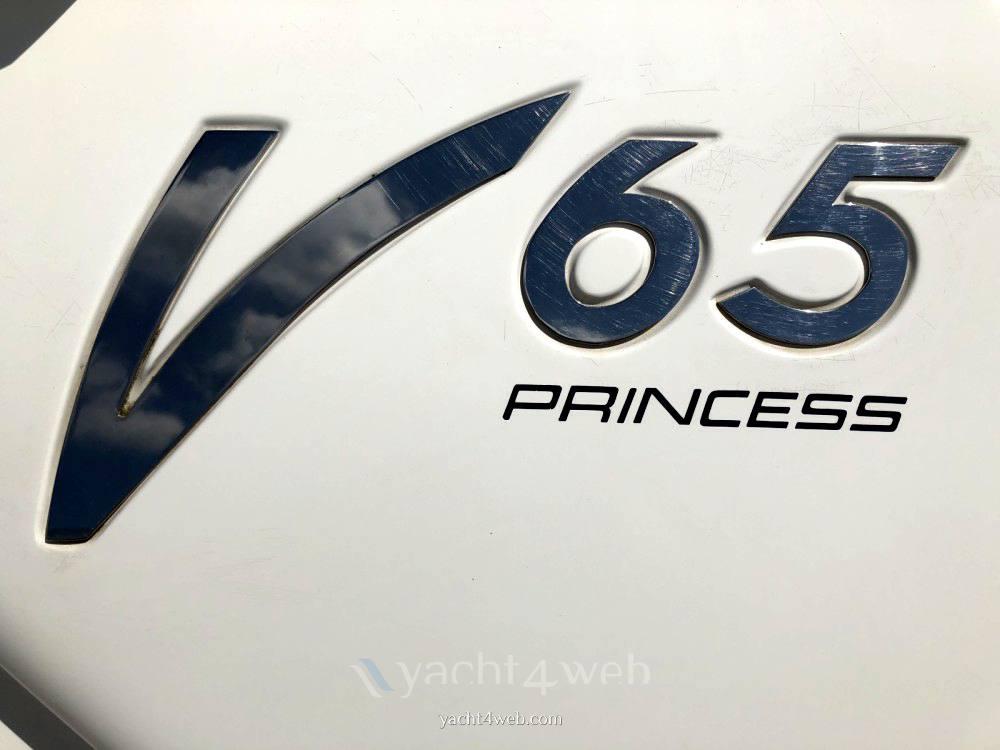 PRINCESS V65 Bateau à moteur nouveau en vente