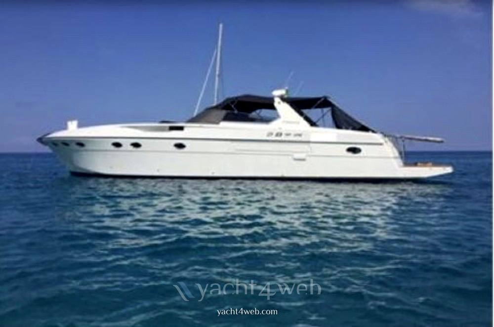 RIZZARDI 53 top line charter