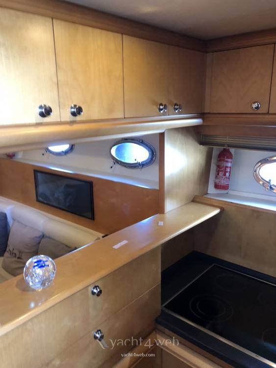 RIZZARDI 53 top line Open charter