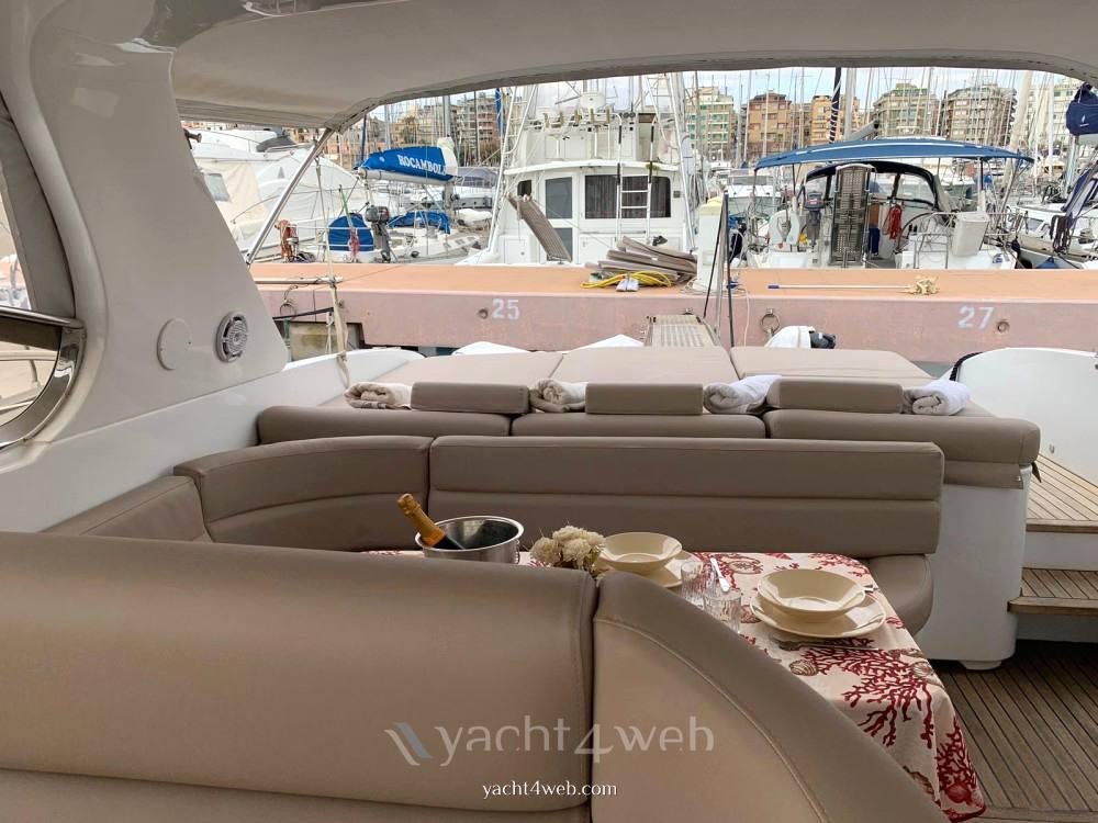 RIZZARDI 50 top line Barca a motore charter