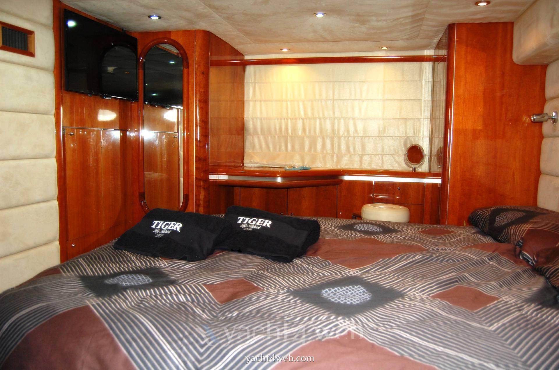 SUNSEEKER Predator 68 motor boat