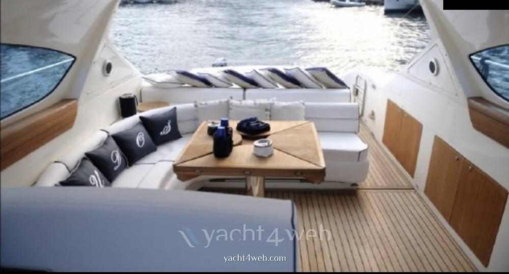CONAM 58 ht Motor boat charter