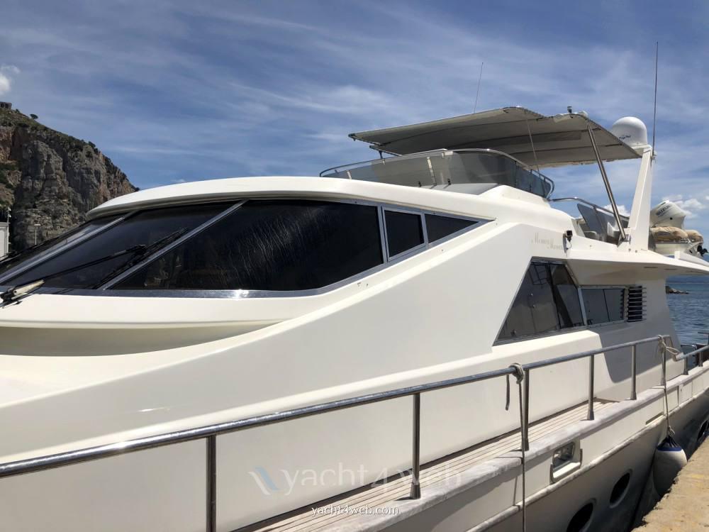 POSILLIPO Technema70 motor boat