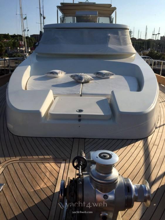 POSILLIPO Technema70 Motor boat charter